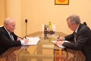 Глава Росагролизинга и губернатор Магаданской области подписали соглашение о сотрудничестве