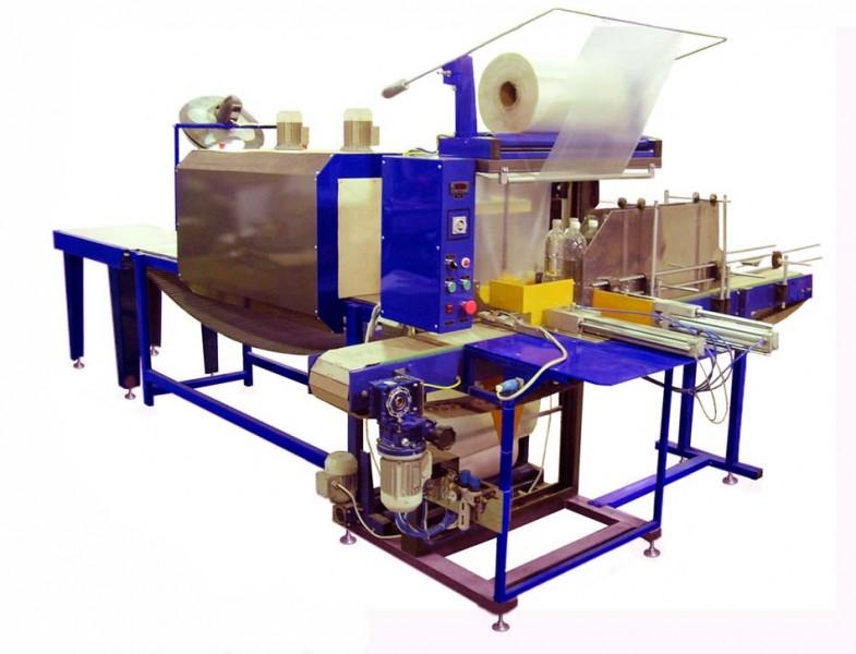 Термоусадочное оборудование для групповой упаковки