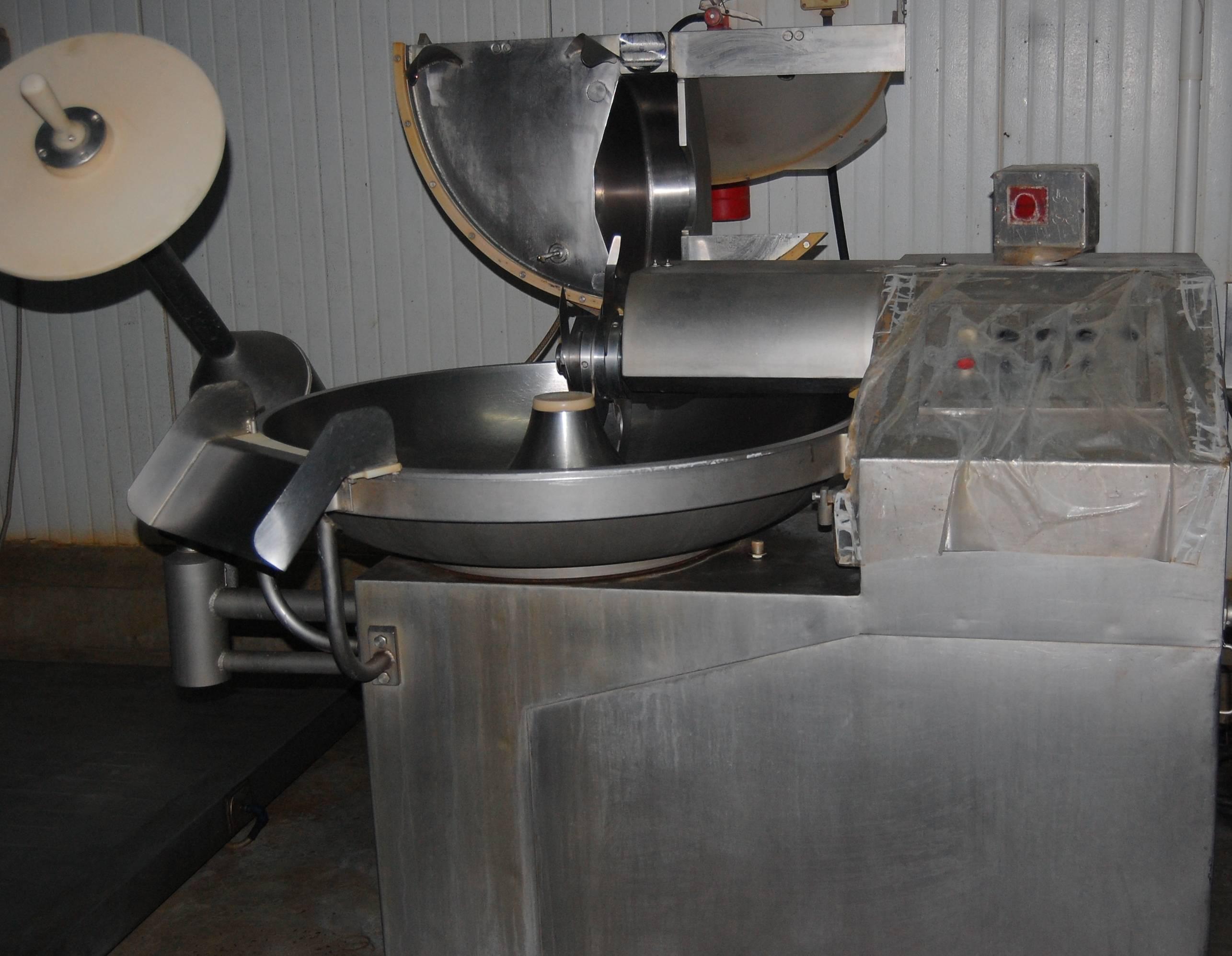 Куттер вакуумный 200 литров