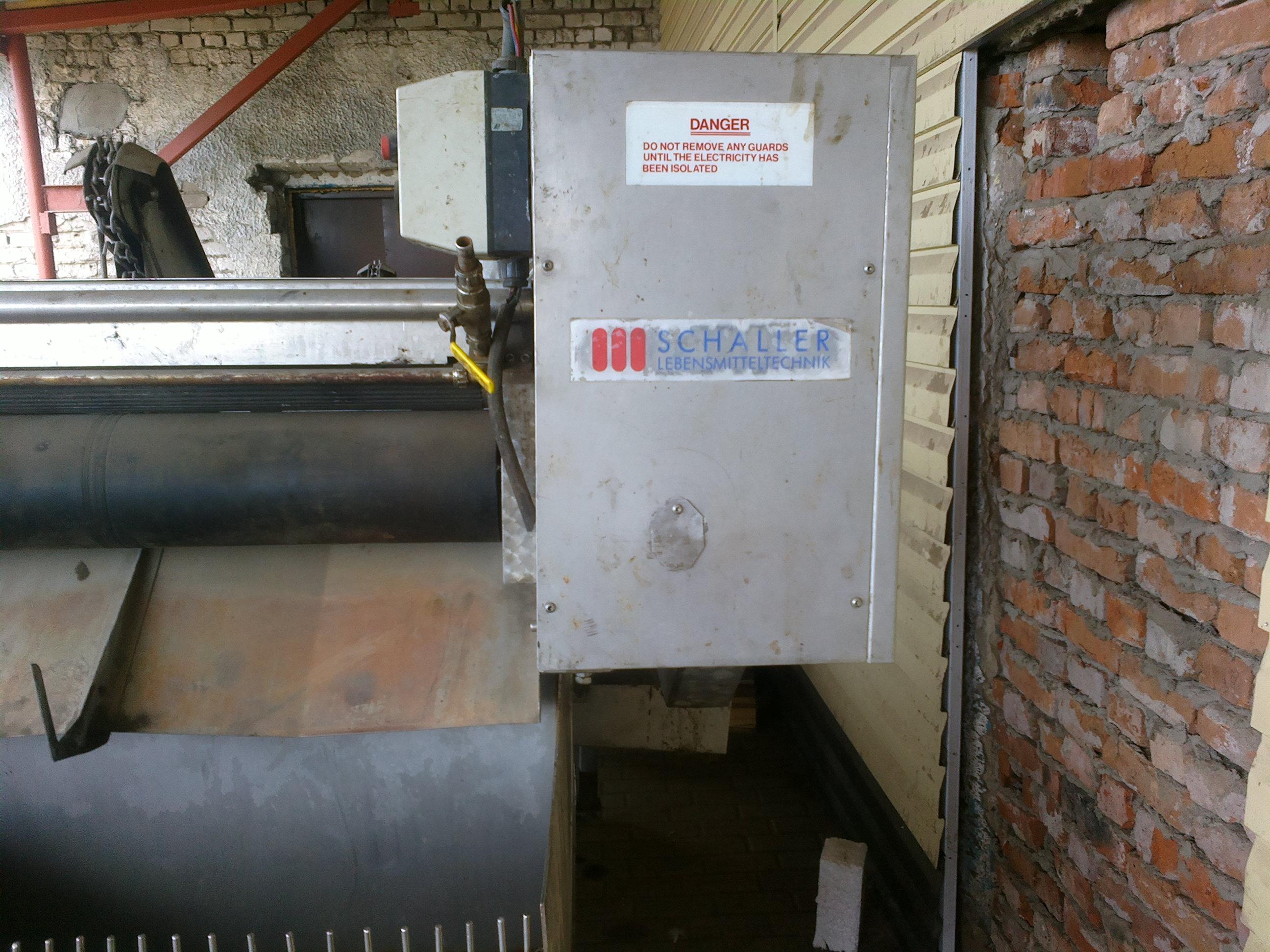 Линия по переработке кишок и черев КРС  Biterlink Schaller