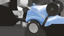 CAR 130 Дезинфекционная установка с электродвигателем