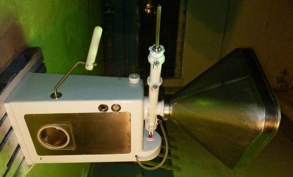 Вакуумный колбасный шприц IDEAL VNI-159 (Без перекрутчика)