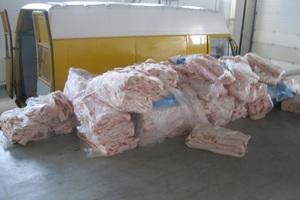 В Крыму изъяли 20 тонн просроченной свинины