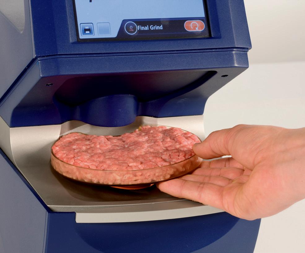 Анализаторы FOSS для мясной промышленности