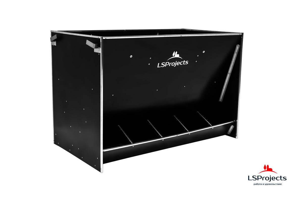 Кормовые автоматы для откорма/доращивания свиней. LSProjects