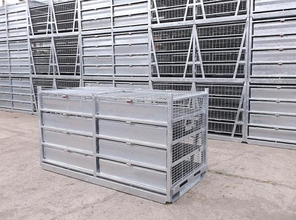 Контейнер ТИП 10(STORK) для перевозки живой птицы