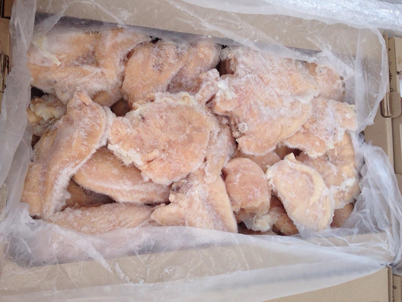 Мясо Филе Грудки ЦБ, весовое, Для жарки, заморозка