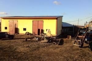 Тульский фермер реконструирует заброшенную животноводческую ферму