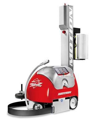 Паллетообмотчик-робот E-Motion MB ( PKG, Италия )