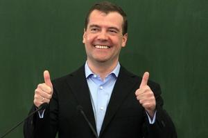 Медведев: правительство поддержит начинающих фермеров