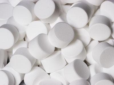 Соль таблетированная для водоподготовки