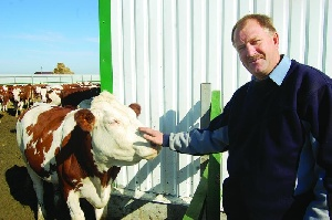 Губернатор Курганской области заинтересовался семейным бизнесом в области животноводства