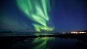 Aurora Borealis timelapse HD
