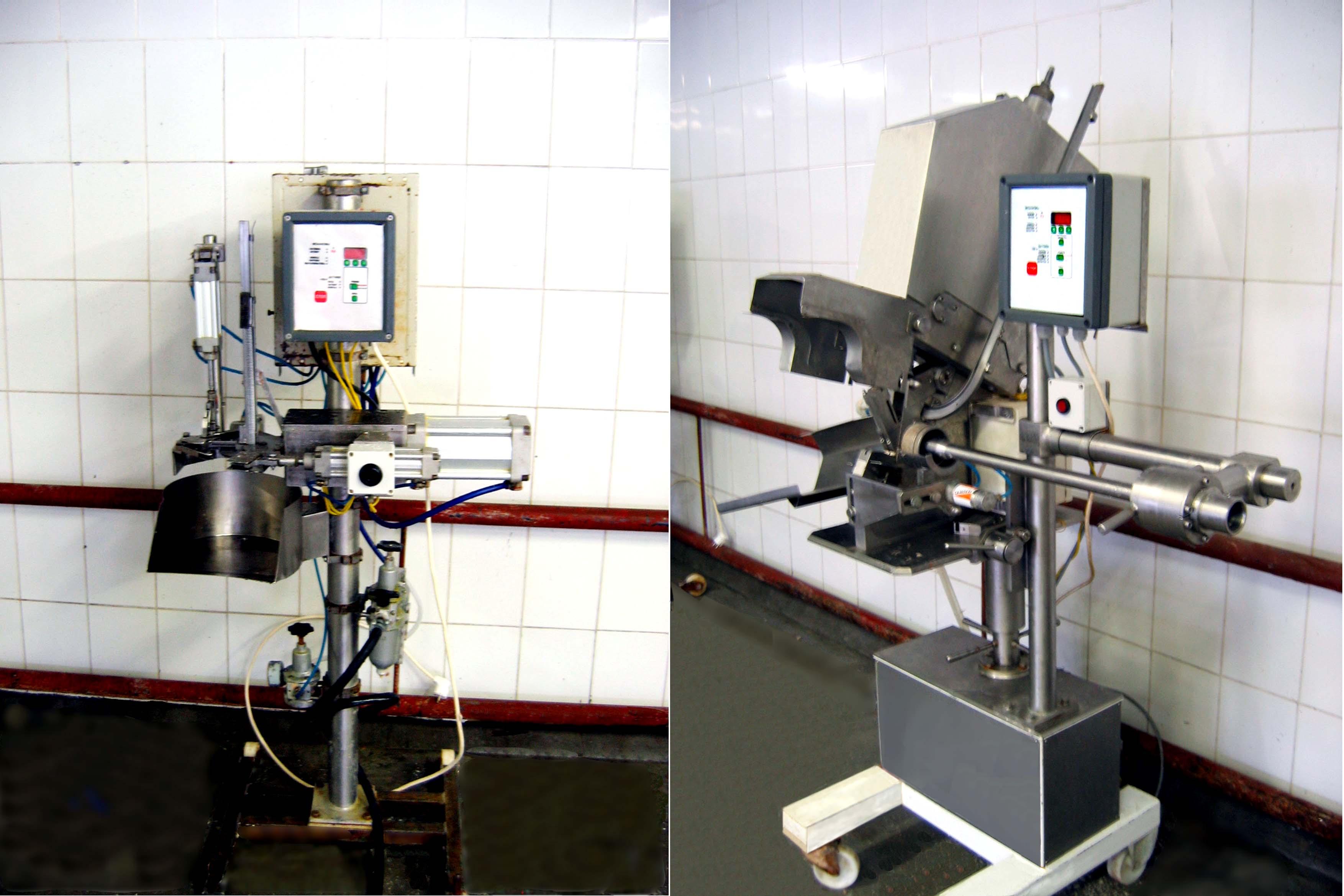 Клипсатор пневматический автоматический