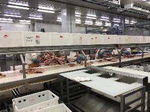 Производство мяса в Подмосковье выросло на 5,6 тыс. тонн