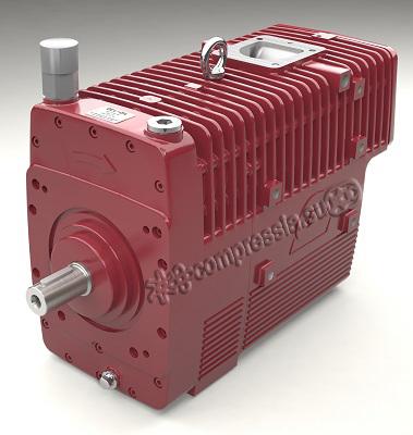 Gardner Denver Bulkline 1000 - компрессор для комбикорма