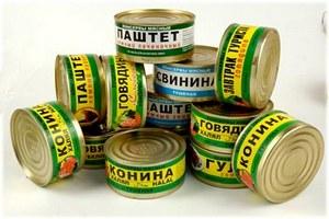 В Минской области мясокомбинат закопал почти 150 тысяч банок испорченных косервов
