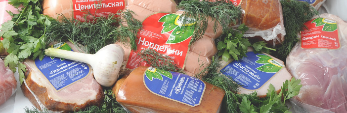 ТМ Казачка предлагает изделия из мяса свинины и говядины