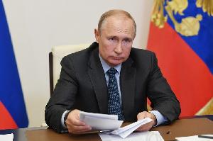 Путин оценил последствия снижения спроса в экономике для АПК