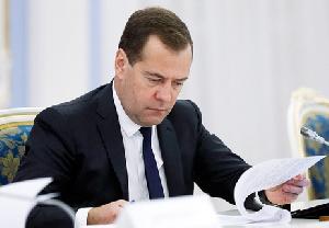 Россия может заместить часть американских поставок сои в Китай - Медведев