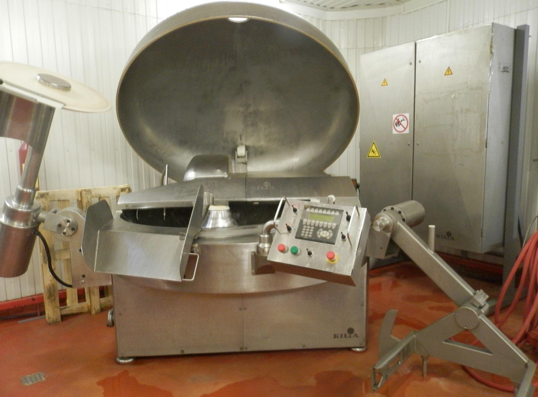 Куттер вакумный kilia 325L VK4000 2002