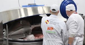 Более 60 видов продукции бренда «Мясничий» производит мясокомбинат в Солонцах