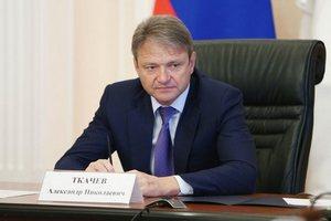 Поздравление министра сельского хозяйства Российской Федерации Александра Ткачева с Днем Победы