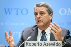 Глава ВТО: спад экономики из-за коронавируса будет хуже, чем в 2008 году