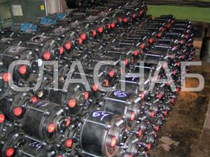 НВМ-70/75 насосы вакуумные водокольцевые для доильных устано