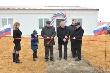 В Рославльском районе открыта первая очередь крупнейшего свинокомплекса