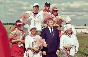 На Южном Урале определены лучшие операторы по воспроизводству стада