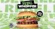 Burger King запустил новинку из заменителя мяса на рынках Европы