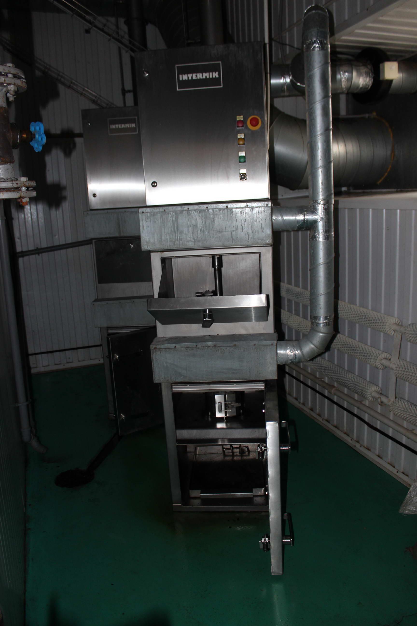 Коптильно-варочная камера тип III EP с дымогенератом