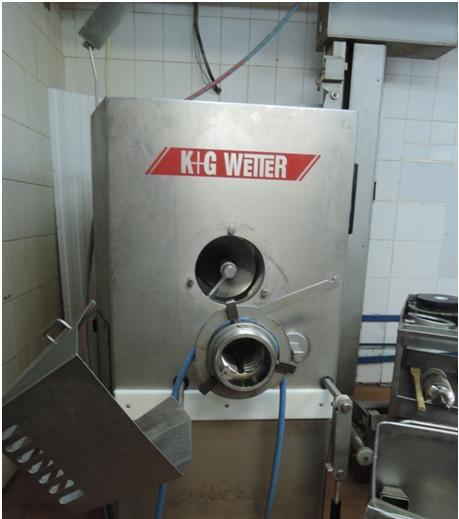 Автоматический волчок K+G Wetter AW160 с загрузчиком 2003г.