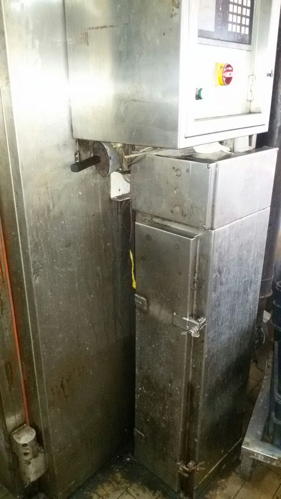 Термокамера 2-х рамная электрическая