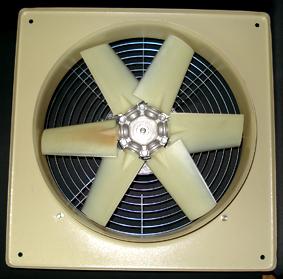 Осевые оконные вентиляторы ВО-4,0