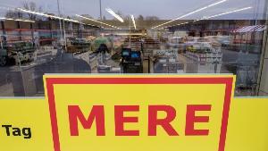 В российском дискаунтере в Лейпциге в считанные дни распродали всю колбасу и замороженное мясо
