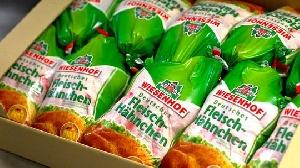 Wiesenhof больше не будет кормить кур генетически модифицированной соей