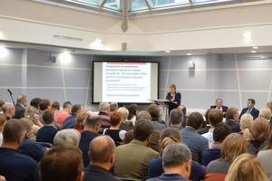 V Всероссийское совещание владельцев и руководителей мясоперерабатывающих предприятий на выставке «АГРОПРОДМАШ-2018»