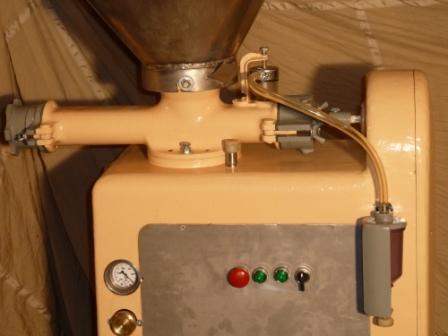 Универсальный вакуумный колбасный шприц IDEAL U-159