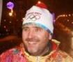 """Руководитель ГК """"Талина"""" Виктор Бирюков принял участие в эстафете Олимпийского огня"""
