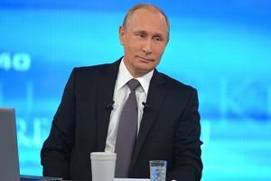Путин поблагодарил селян за высокий урожай зерна