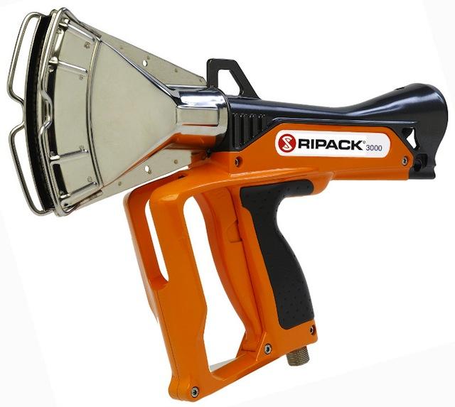 Газовый термоусадочный пистолет RIPACK 3000