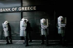 Фермеры Греции устроили масштабный протест