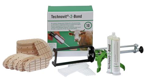 Набор для лечения копыт Technovit-Bond-2