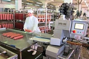 В Красноярском крае заработал новый цех мясных полуфабрикатов