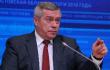 Василий Голубев раскритиковал работу ветслужбы Ростовской области
