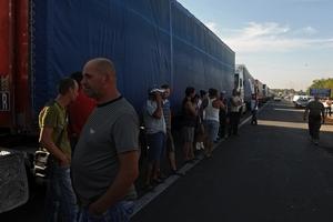 Украинские товары полностью вытеснят из Крыма за две недели