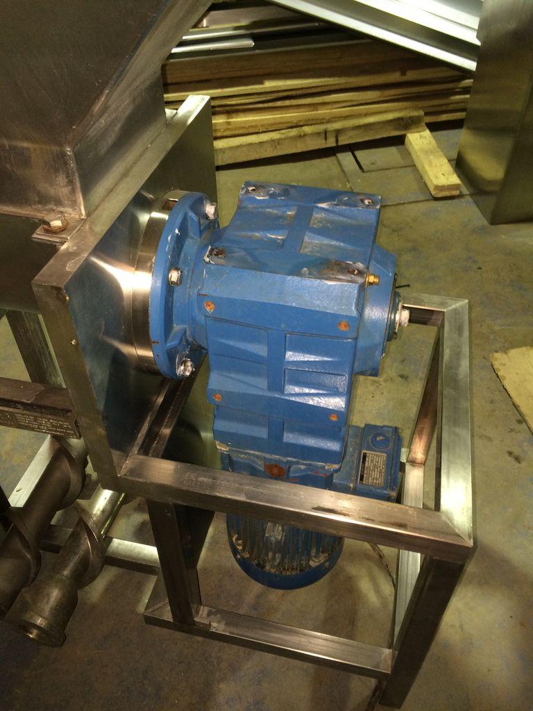 Пресс механической обвалки (Сепаратор)
