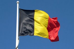 Бельгийские дальнобойщики и фермеры блокировали автомобильные магистрали